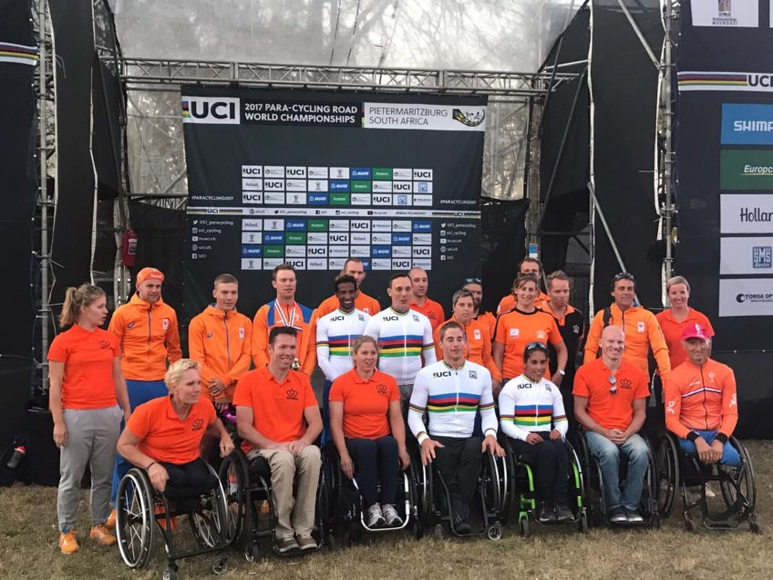 WK Paracycling Pietermaritzburg, Zuid-Afrika