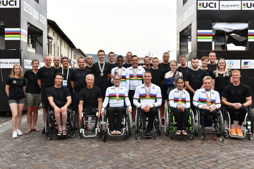 Wereldkampioenschappen Para-cycling Maniago 2018