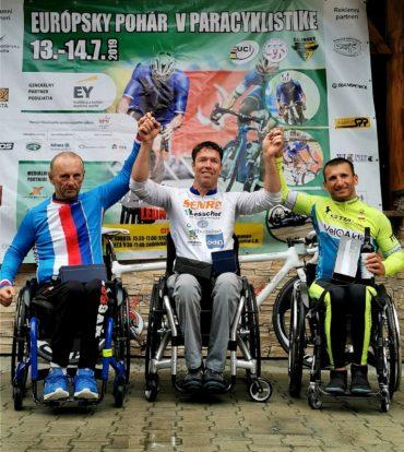 Europacup Paracycling Puchov, Slowakije